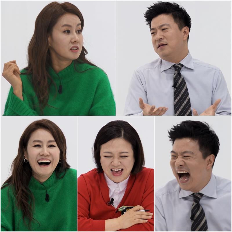 <김생민의 영수증> 이승신, 김숙 뛰어넘는 '소비요정' 등극! 폭풍 입담 '폭소'