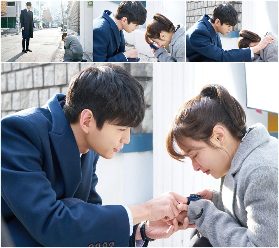<저글러스:비서들> 강혜정, 이원근 앞에서 눈물 펑펑! 무슨 일?