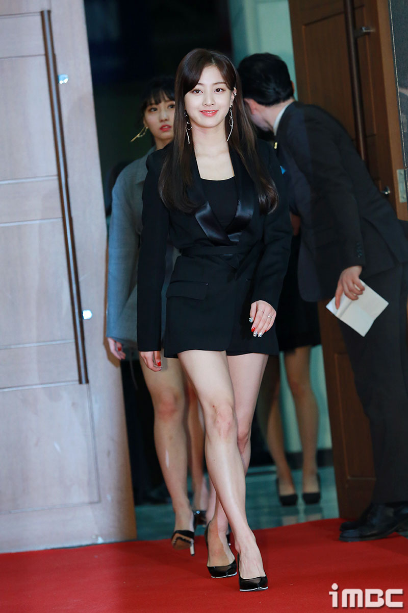 [포토] <2018 골든디스크 어워즈> 트와이스 지효, 당당한 걸음걸이