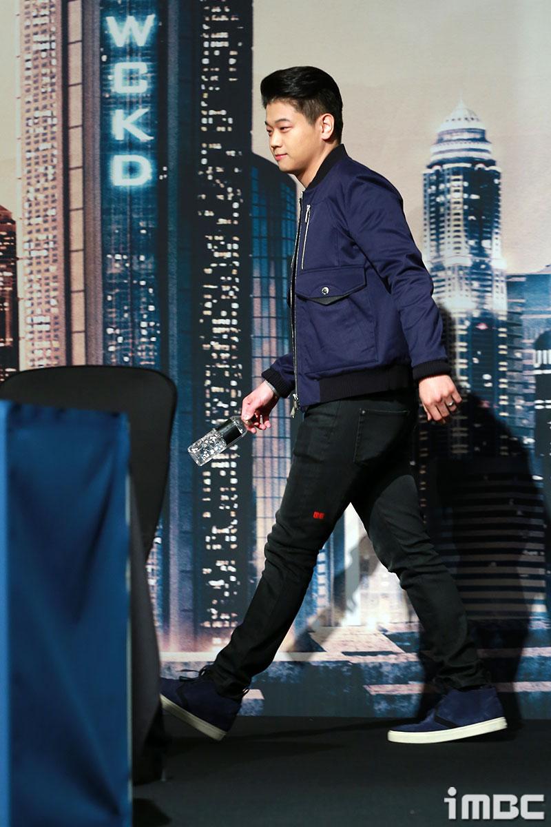 [포토] <메이즈 러너> 이기홍, 익숙한 걸음걸이