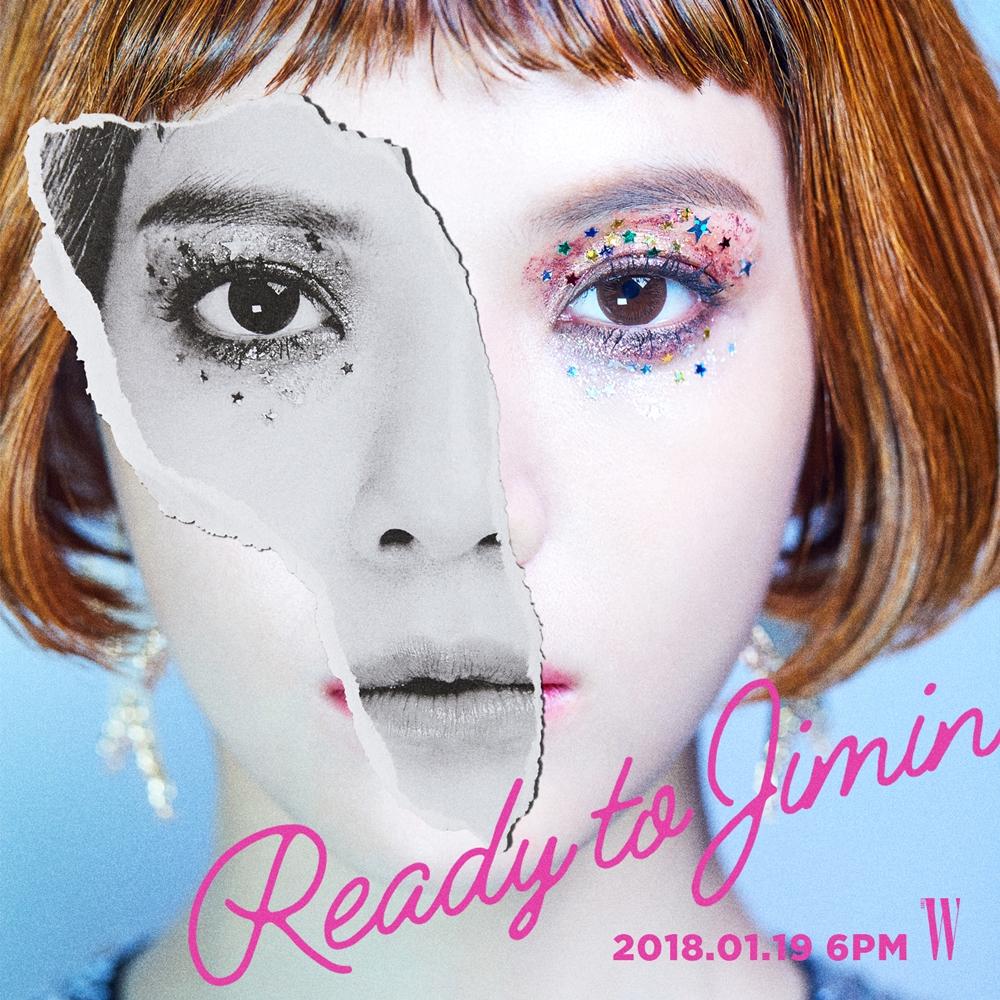 '파격 변신' AOA 지민, 솔로 프로젝트 두 번째 곡 'Hey' 19일 발표