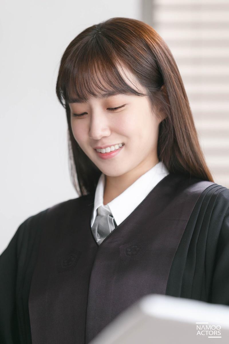 """[일문일답] <이판사판> 박은빈, """"판사로 지낸 3개월 동안 행복했다"""" 종영 소감"""