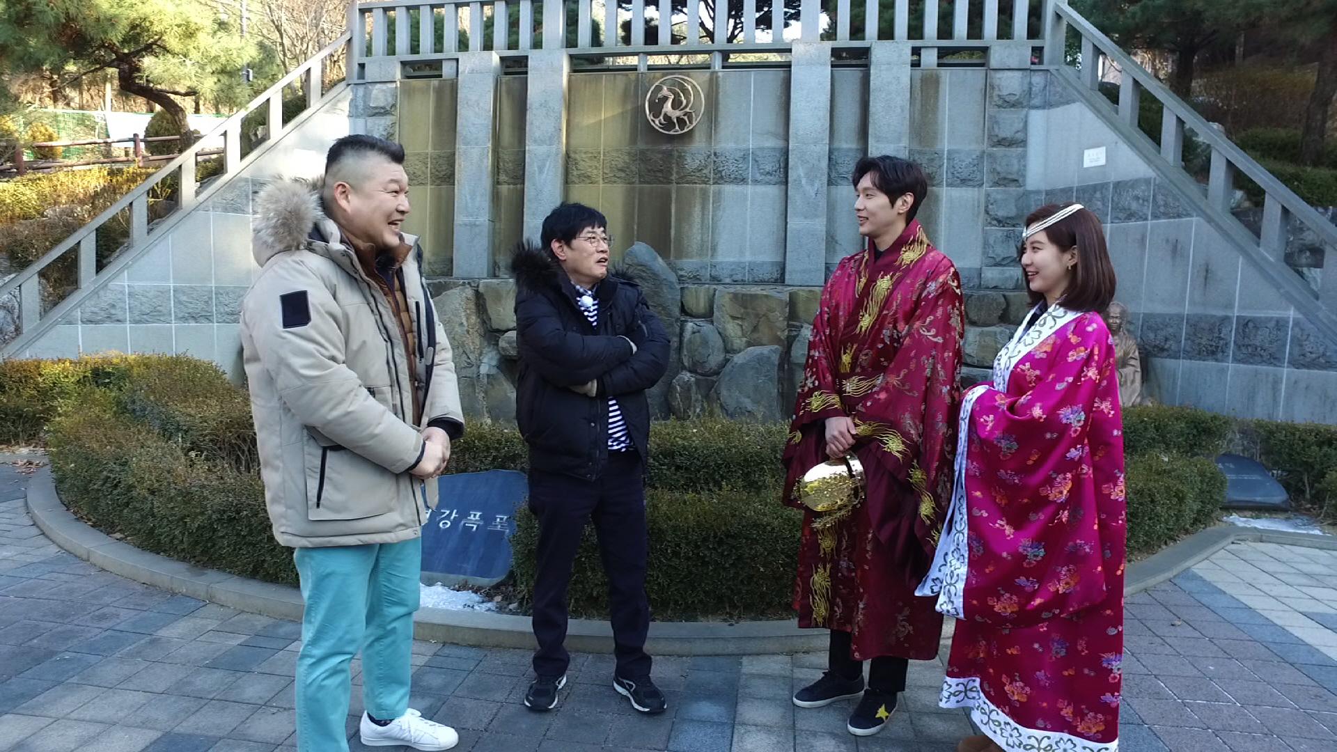 """지현우-서현 출연에 강호동 평행이론설 제기 """"두 사람 운명이다"""""""