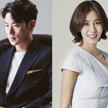 김강우-유이, '결혼→연애' 역주행 로맨스 예고!