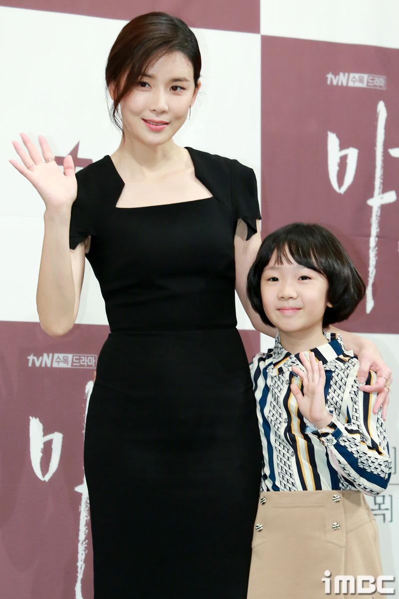[포토] <마더> 이보영-허율, 기대되는 엄마와 딸의 케미