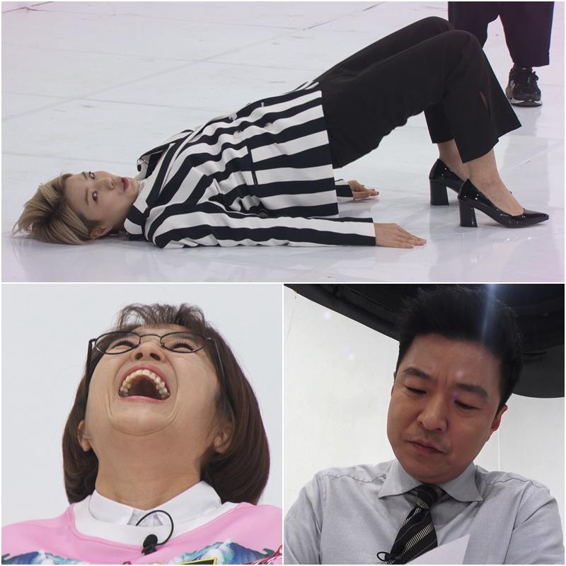 """<김생민의 영수증> 안영미, """"신혼집엔 매트리스 하나면 돼!"""" 못 말리는 '19금 토크'"""