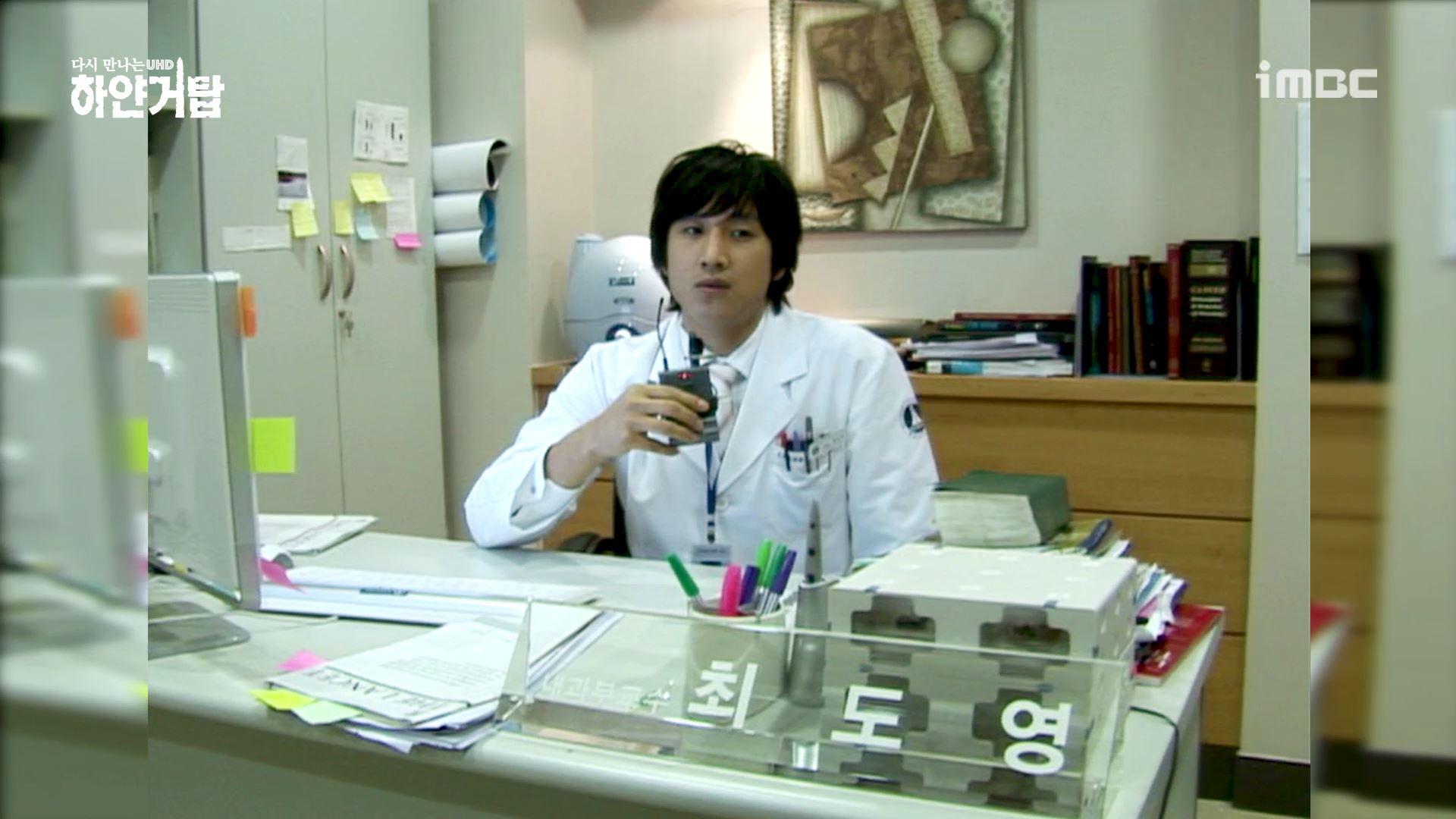 [M플레이] '하얀거탑' 이선균, 11년 전 인터뷰 공개! '꿀성대는 여전~'