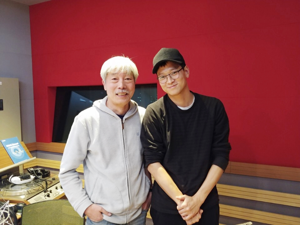 강동원, 오늘(9일) '배캠'서 영화 OST 녹음 무효화된 웃픈 사연 털어놔