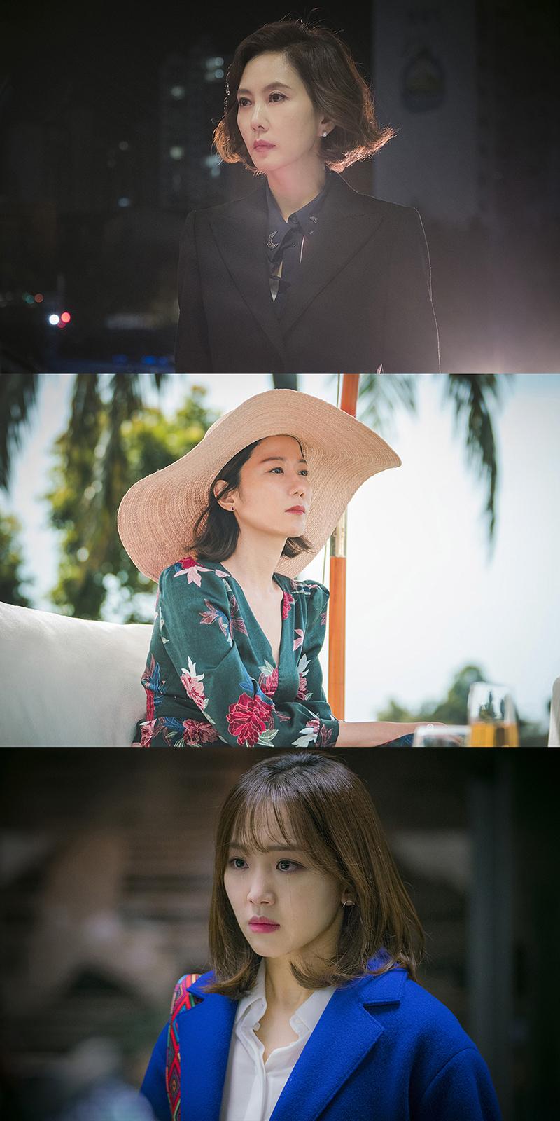 '미스티' 어차피 범인은 김남주!? 시청자들이 주목한 의심 인물 3人