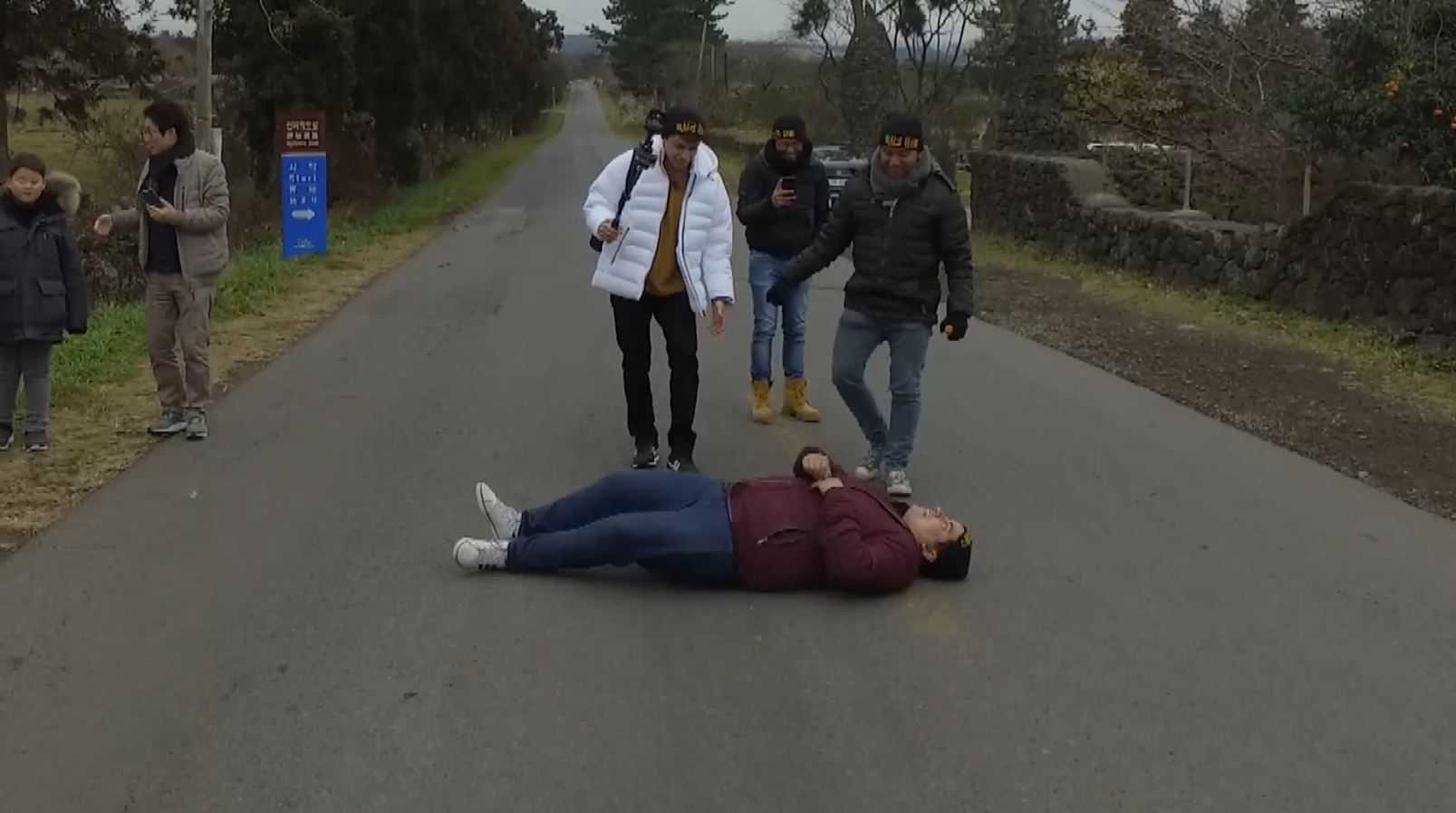신비의 도로에 드러눕다? '어서와 한국은' 멕시코 친구들이 제주도를 즐기는 법!