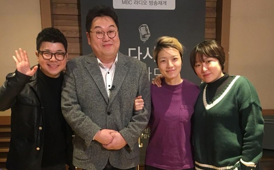 '안영미, 최욱의 에헤라디오' 나꼼수 김용민X막영애 김현숙, 설 특집 '불협화음' 출연