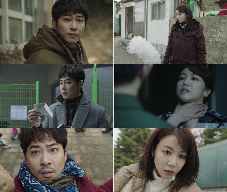 '작은 신의 아이들' 2분 하이라이트 영상 전격 공개! 강지환-김옥빈, 소름 돋는 열연 예고!