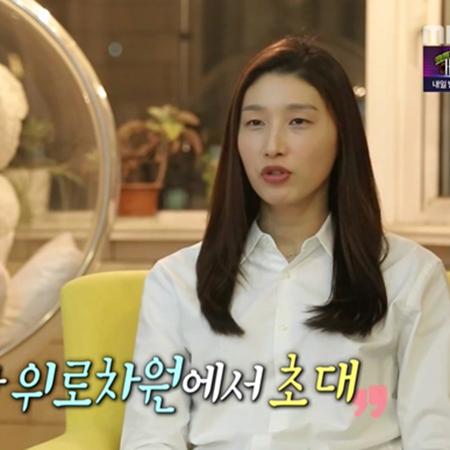 '츤데레' 김연경, 통역사 위한 밥상+위로... 동시간대 1위