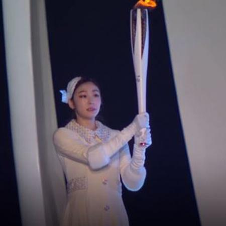 '피겨여왕 김연아, 역대급 성화 점화' 재생수 압도적 1위-탑10 인기 영상클립 중 5개 차지