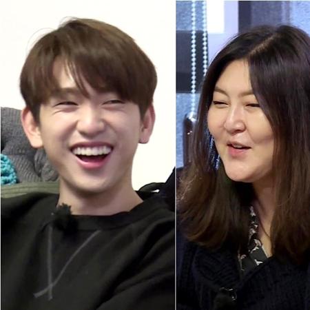 'GOT7 진영-블락비 피오, 한혜연의 '자기야X베이비'에 무한 당황!