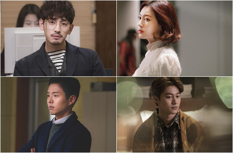 '라디오 로맨스' 윤박-유라-하준-곽동연, 통통 튀는 4인 4색 매력 공개