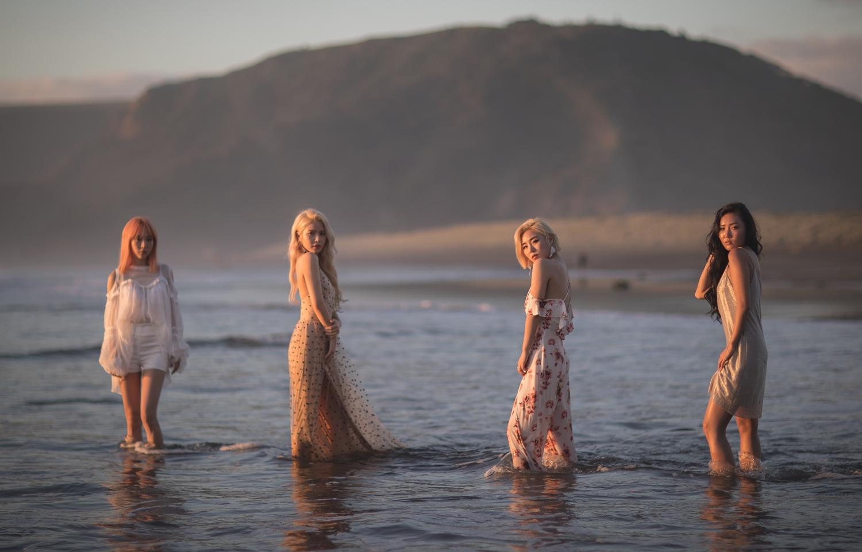 '고혹미 더했다' 마마무, '옐로우 플라워' 티저 이미지에서 여신 자태 공개!