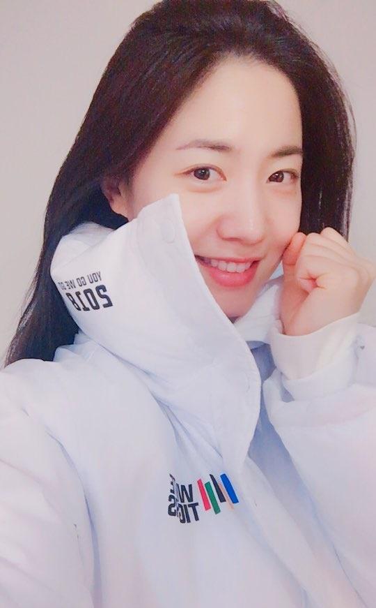 배우 류효영, 2018 평창 동계패럴림픽 연예인 응원단 화이트타이거즈 응원 합류!