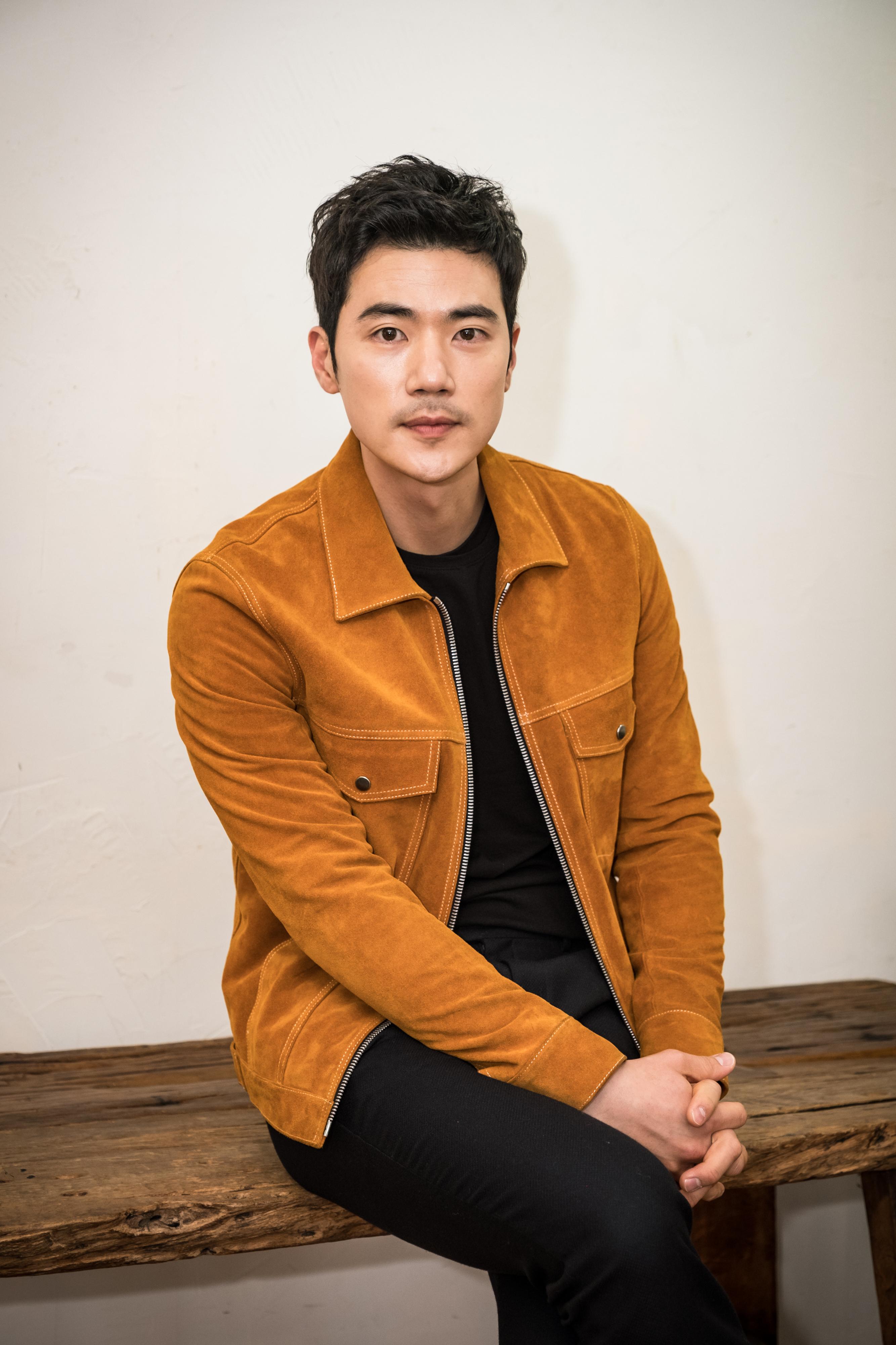 """[人스타] 김강우 """"요즘 들어 연기하는 즐거움 많이 느껴"""""""