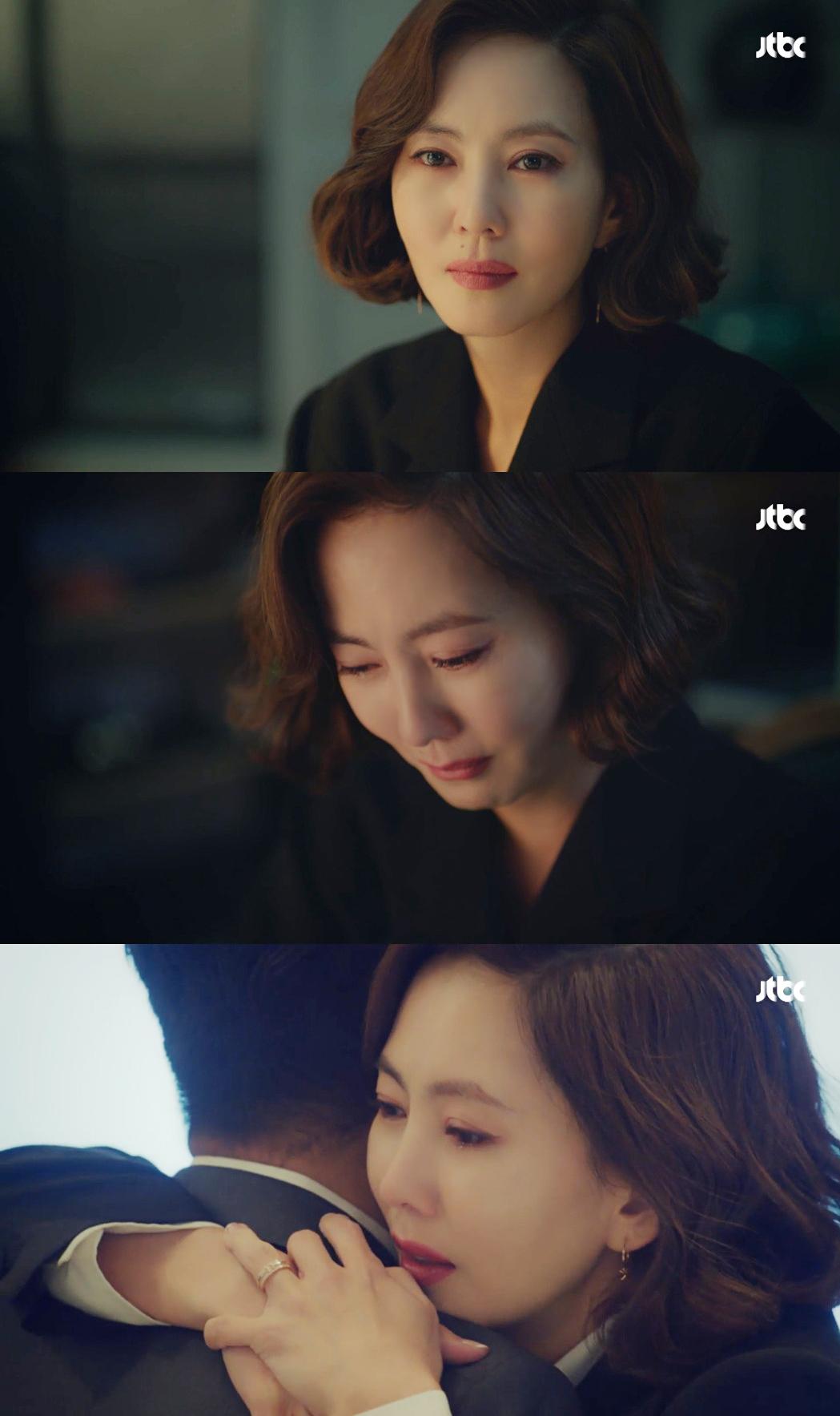 """'미스티' 김남주, """"널 사랑하는 것 같아"""" 달라지는 모습으로 명품 어른 멜로 완성"""