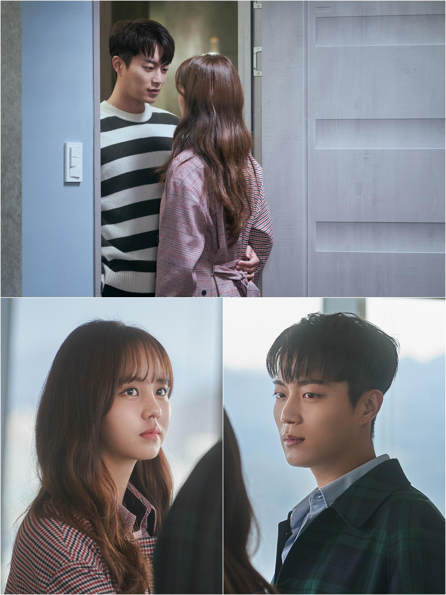 '라디오 로맨스' 열애설 휩싸인 윤두준♥김소현, 두 손 맞잡고 정면돌파...직진 커플의 해결법은?