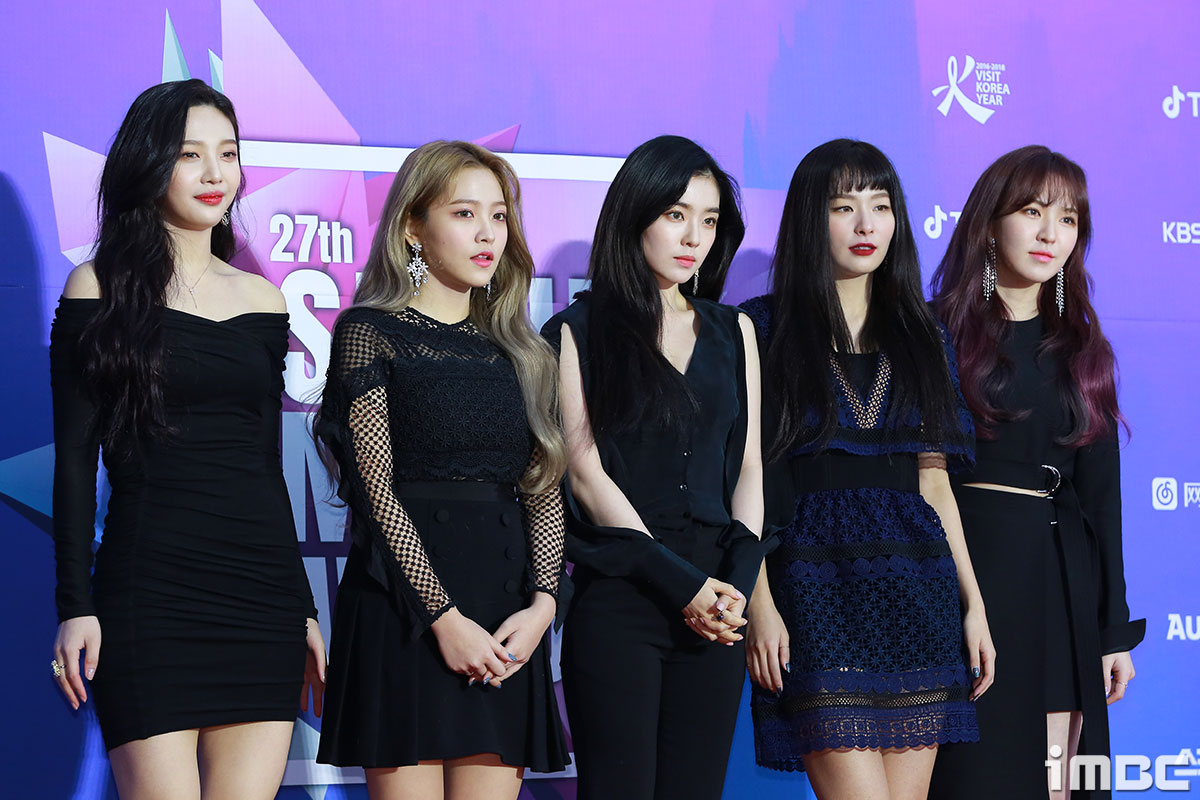 레드벨벳, 3월 걸그룹 브랜드평판 1위! '2개월 연속'