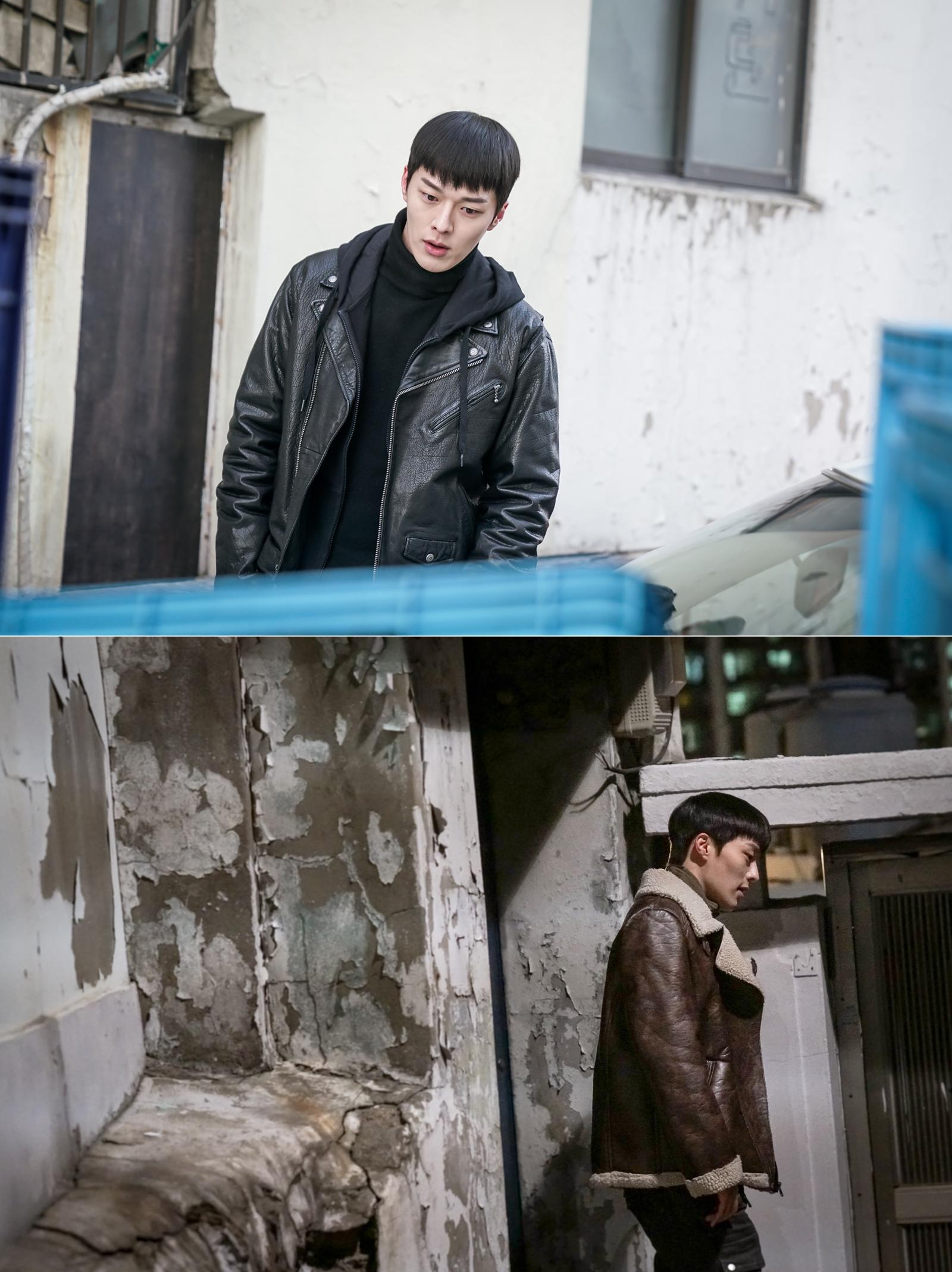 """'나의 아저씨' 장기용, 훈훈 대학 선배→거친 남자 변신! """"이번 역할은 도전"""""""