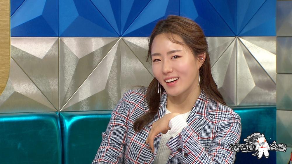 '라디오스타' 이상화, 녹화 중 눈물 왈칵! 3연속 메달 대기록 소감 밝혀