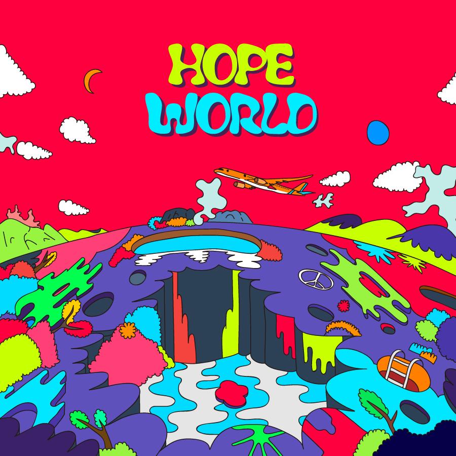 방탄소년단 제이홉, 'Hope World'로 美 '빌보드 200' 38위! 韓 솔로 가수 최고 기록 경신!
