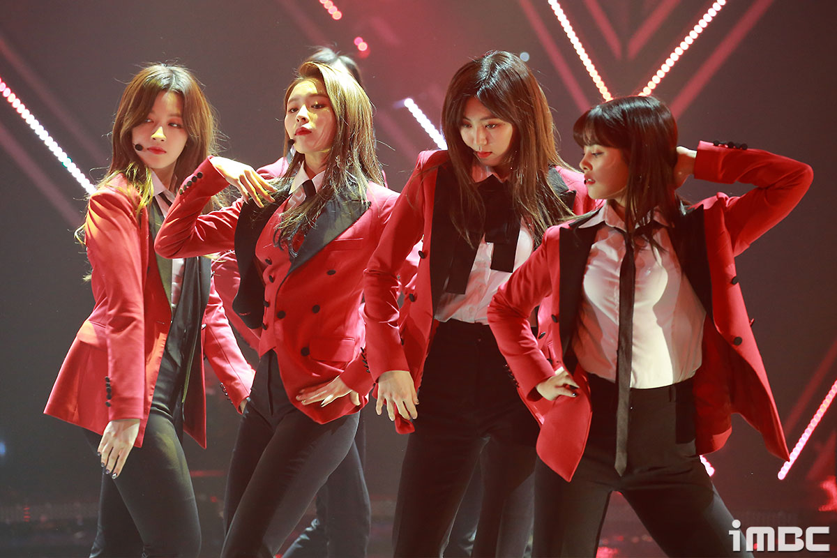 [포토] '쇼챔피언' CLC,  표정에서 카리스마 뿜뿜