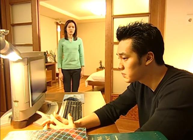 [M타임머신] '지만갑' 소지섭-손예진, 17년 전엔 남매(?)였다...'오누이 싸움 발발 직전'