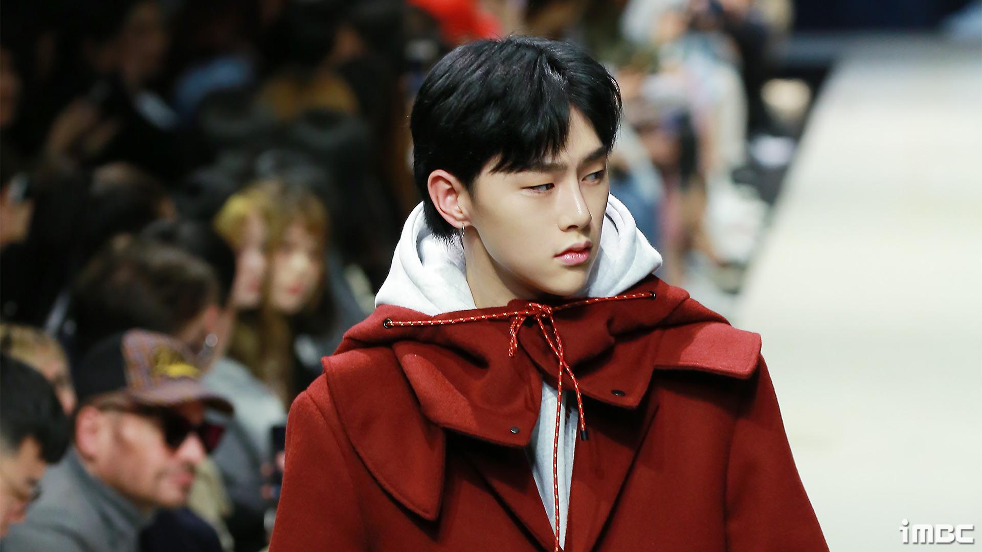 JBJ 권현빈, 오랜만에 돌아온 홈그라운드 '모델 아우라' 뿜뿜