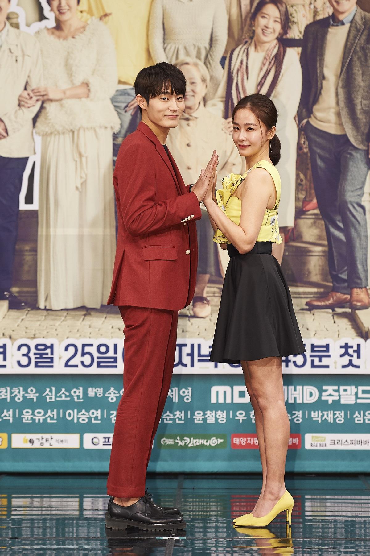 """연상연하 커플 홍수현-이창엽, """"클라이밍 이후 선배님에서 누나로"""""""