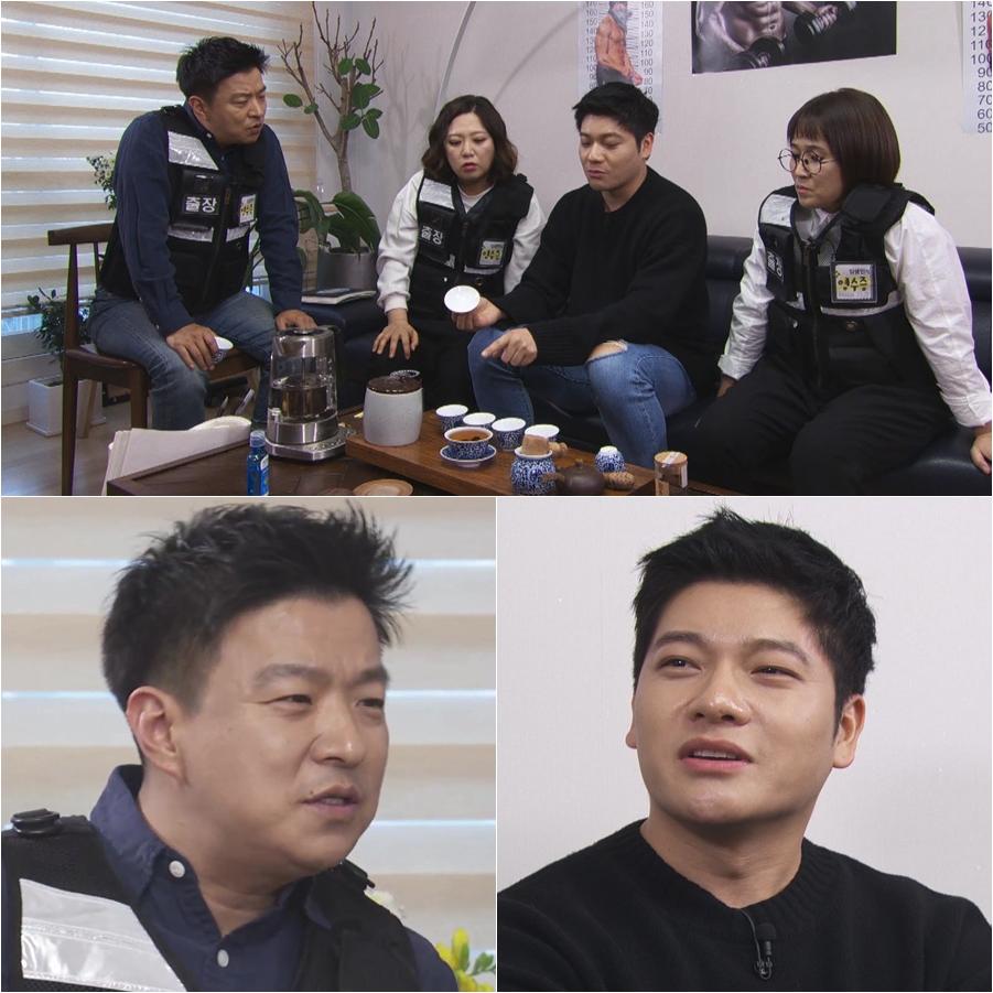 장위안, '영수증' 최초 외국인 게스트 출연! '대륙의 스케일'