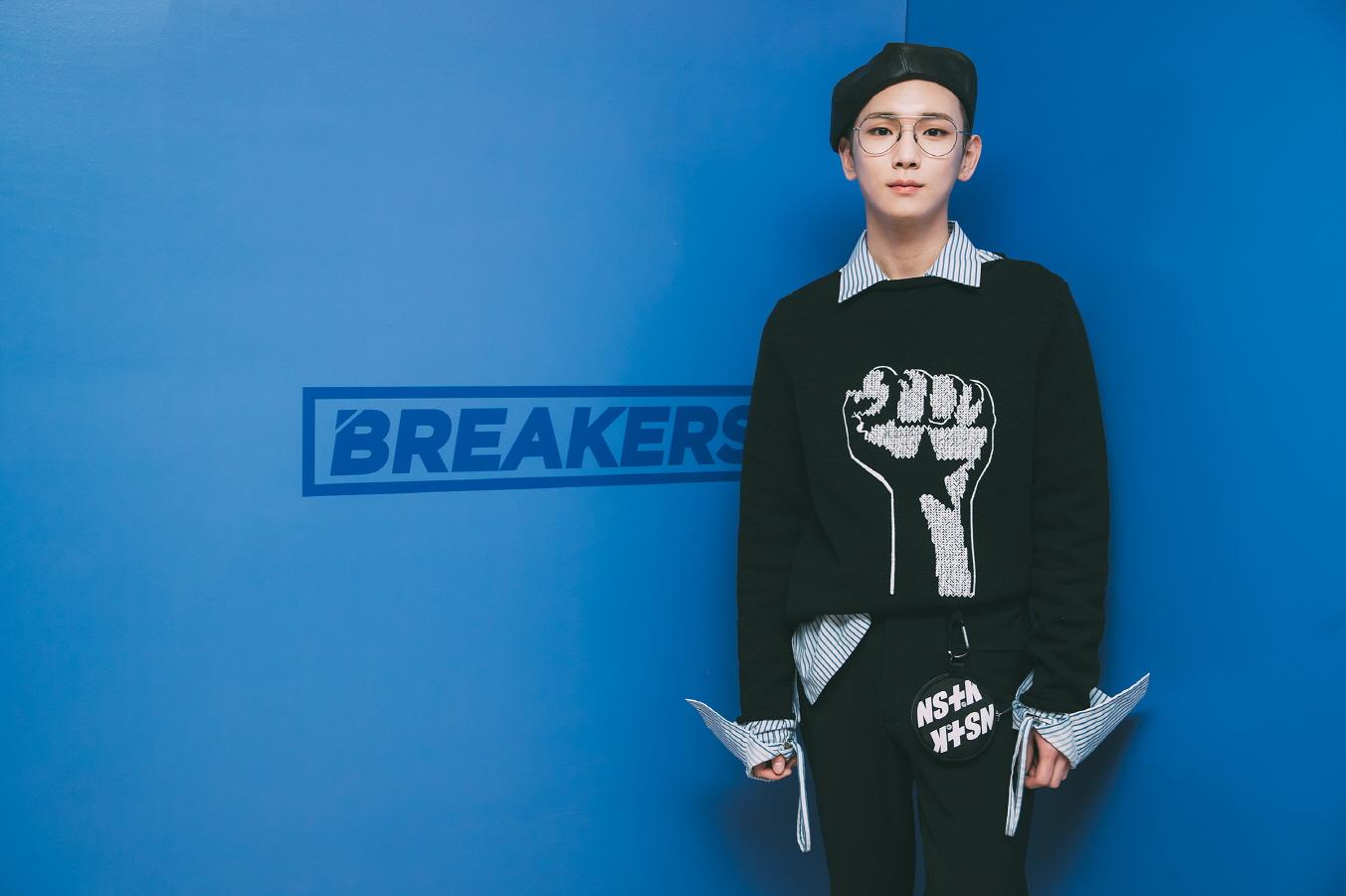 """'브레이커스' 샤이니 키, """"첫 단독 MC, 성장하는 모습 보여드리겠다."""""""