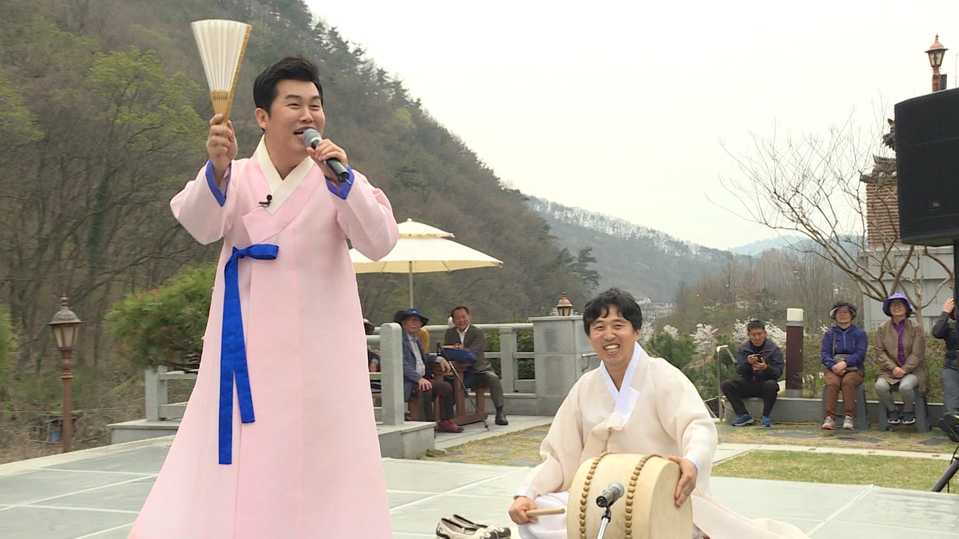 '사람이 좋다' 국악계 아이돌 남상일, 미모의 새신부 최초 공개!