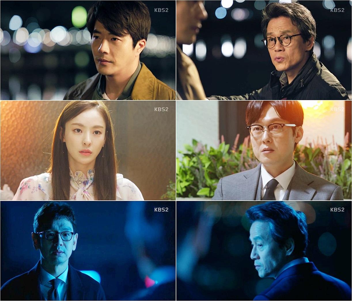 '추리의 여왕2' 권상우-이다희-박병은-김태우-박지일, 예측불허 5人을 주목하라