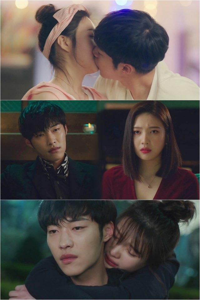 """'위대한 유혹자' """"너 가지 말라고"""" 우도환♥박수영, '맴찢 로맨스' Best 3"""