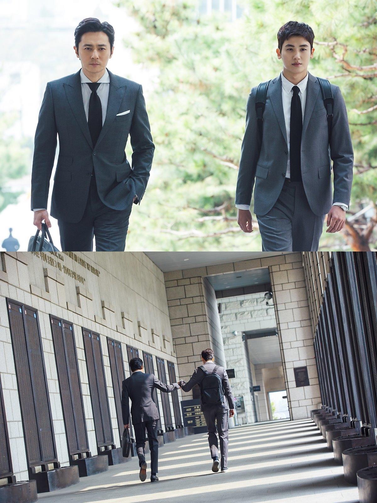 '슈츠' '전설' 장동건X'천재' 박형식, 2018 멋진 두 남자에 빠질 시간