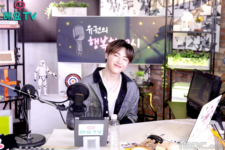 [비하인드①] 오늘은 라디오스타~★ DJ 유권!(블락비 유권의 사생활-1화)