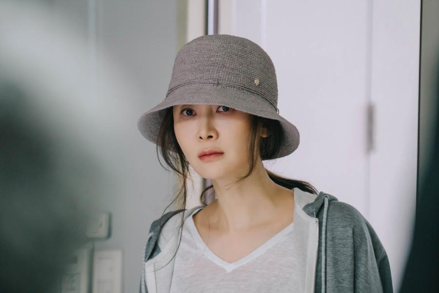 '이별이 떠났다' 채시라, 눈빛만으로 '첫 촬영' 현장 압도! 이미지-1