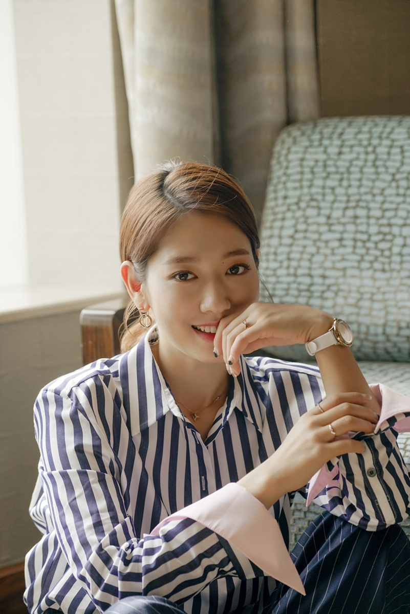"""'알함브라 궁전의 추억' 박신혜, """"지금까지와는 조금 다르면서도 사랑스러운 인물"""" 2년 만의 복귀 소감"""