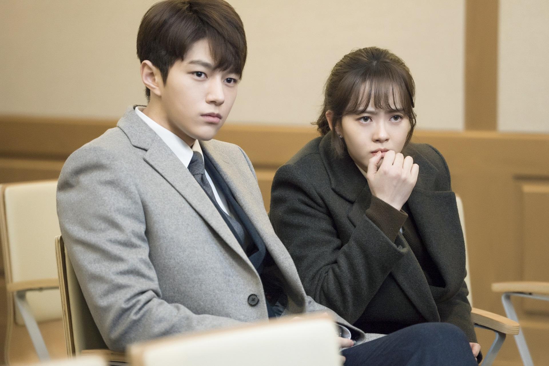 '미스 함무라비' 고아라-김명수, 달라도 너무 다른 청춘 판사의 반전 케미 '꿀잼각'