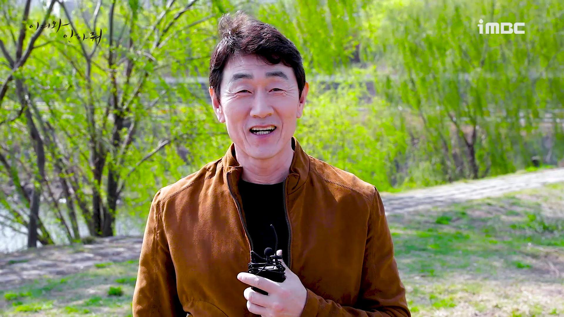"""[첫터뷰] '이리와 안아줘' 허준호, """"캐릭터 소개는 하지 않겠다"""" 파격 선언"""