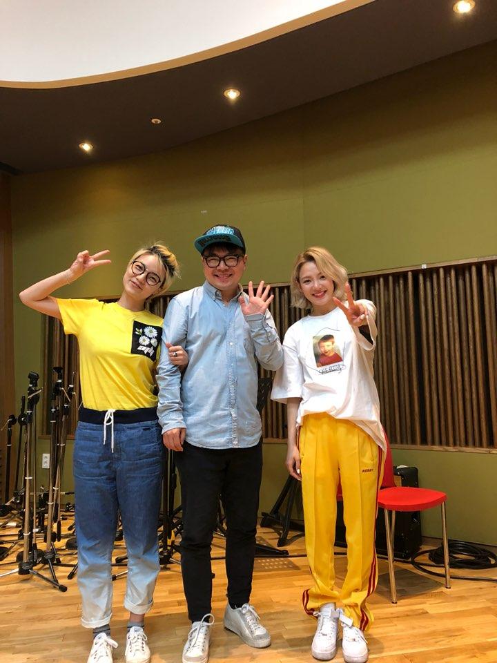'에헤라디오' 소녀시대 효연이 꼽은 '증오-미움-덜 친함-더 친함' 멤버는?