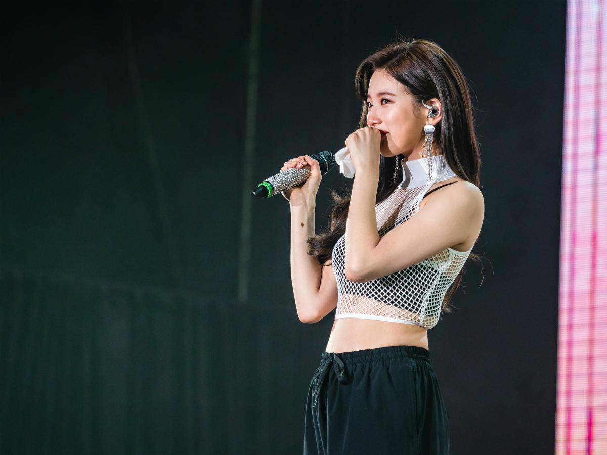 수지, 데뷔 후 첫 아시아 팬미팅 투어 개최! 대만에서 감동의 눈물