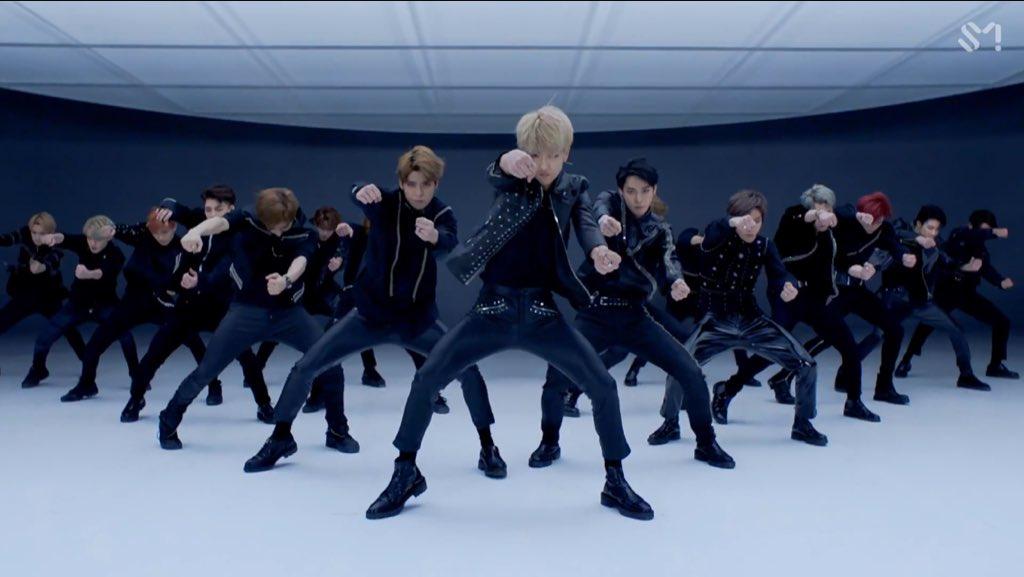 NCT 2018 'Black On Black', '2배속 하면 가장 어려울 것 같은 곡' 투표 1위