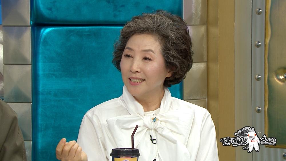 """'라디오스타' 고두심, """"연기 46년 동안 멜로 해본 적 없어"""""""