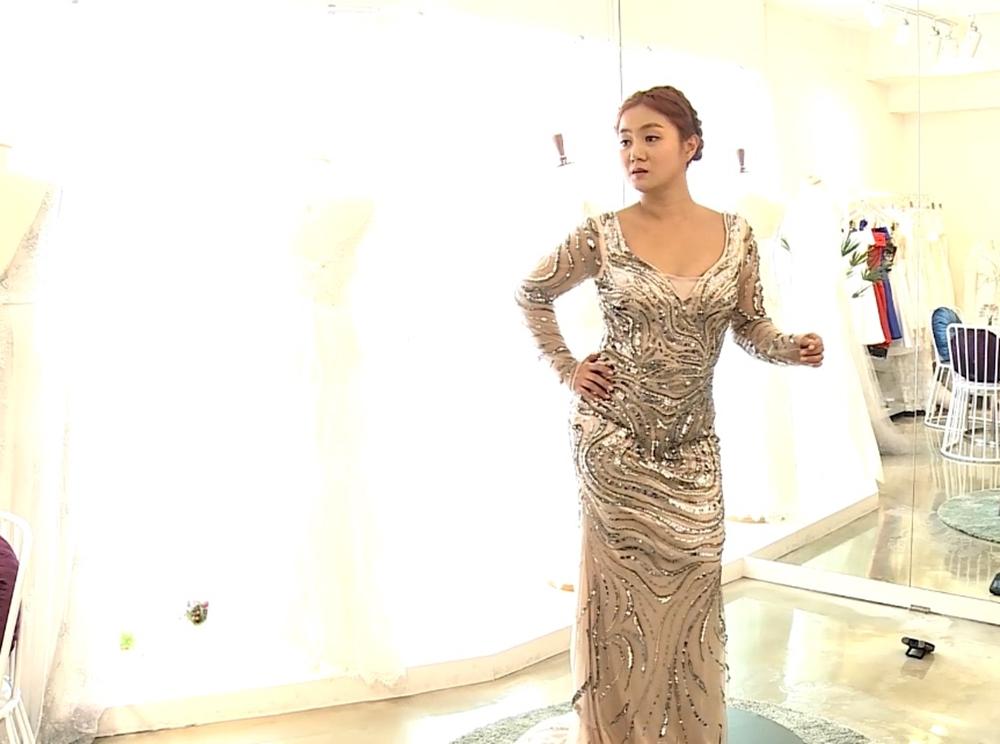 '나 혼자 산다' 박나래, 웨딩드레스 입고 긴장! 순백의 신부(?)로 대변신!