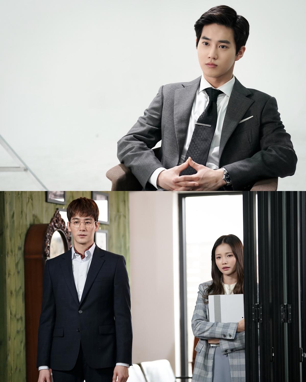 '리치맨' 배우 김준면, 이것은 인터뷰가 아니라 화보임에 틀림없다!